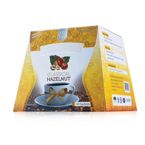 SUCCESSMORE Classical Hazelnut Coffee (Box)
