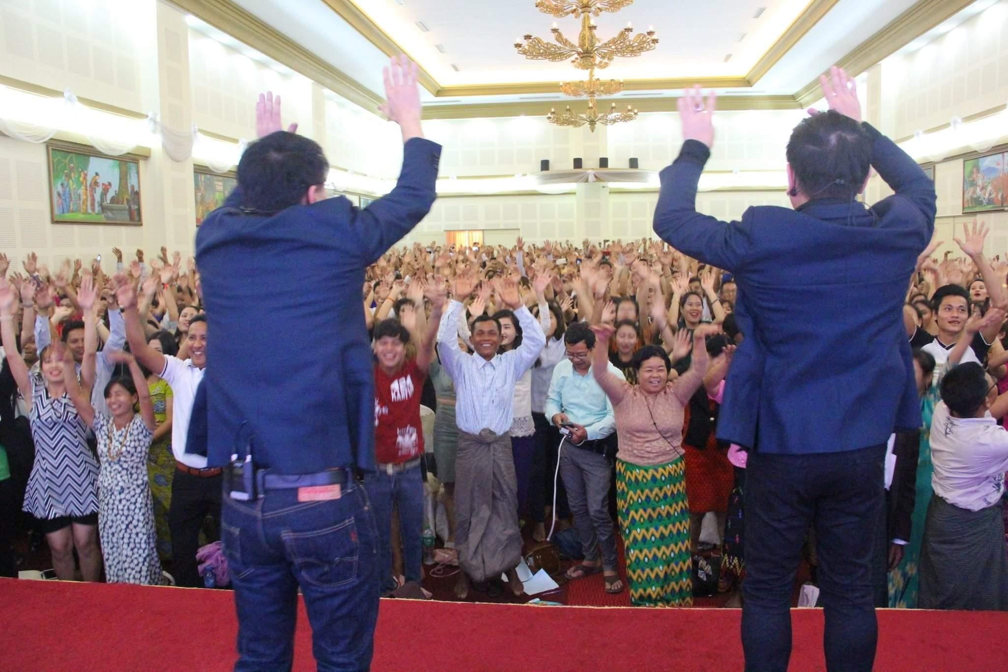 SUCCESSMORE Inspiration ครั้งที่ 19 ประเทศเมียนมา (4)