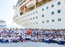 SUCCESSMORE Leaders Seminar Trip To Mediterranean (1)