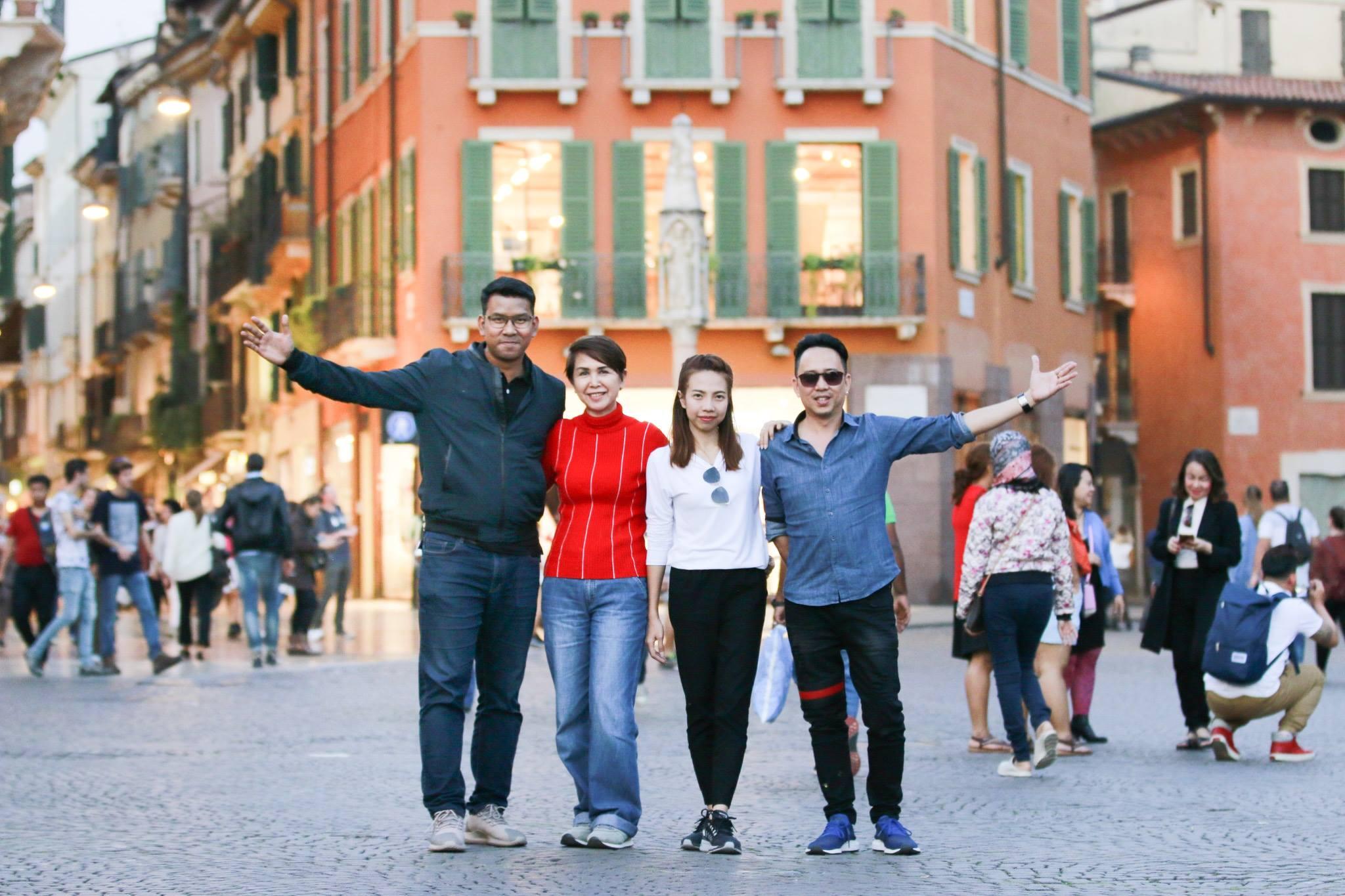 SUCCESSMORE Leaders Seminar Trip To Mediterranean (6)