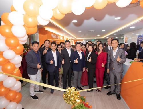 SUCCESSMORE เปิดสาขาประเทศสิงคโปร์